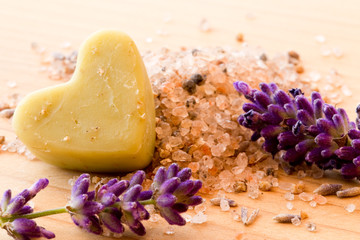 lavendel-badesalz