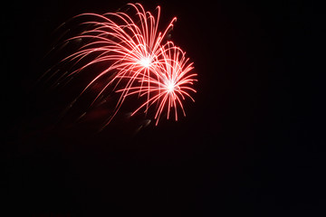Feu d' artifice 8