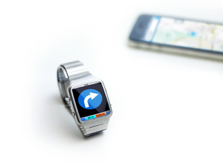 Smart watch the data watch- iwatch