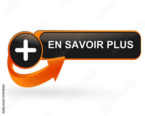 en savoir plus sur bouton web design orange