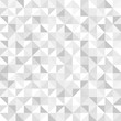 Seamless grey geometric pattern