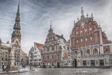 Riga The House of Blackheads