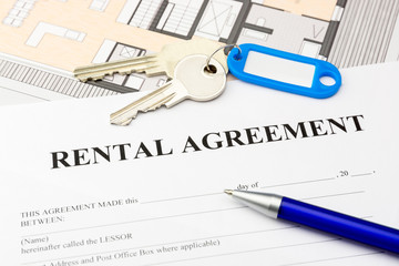 rental agreement document