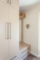 Bright space - wardrobe