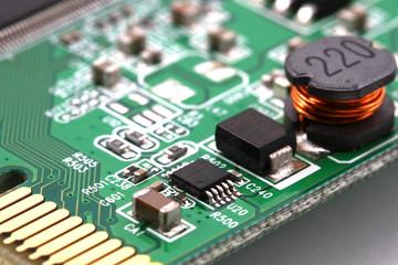 Leiterplatte Makro