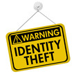 Warning of Identity Theft