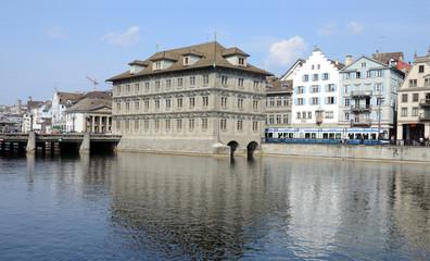Zürich - Rathaus