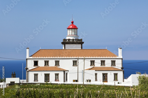 Ponta da Ferraria lighthouse, Sao Miguel, Azores