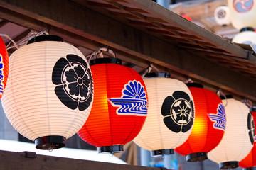 祇園祭 菊水鉾 提灯