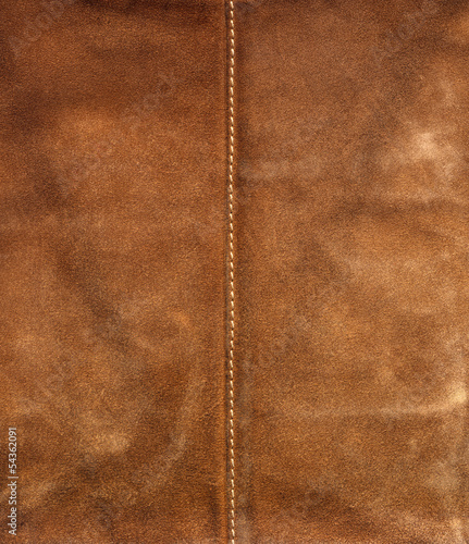 Old Leather Brown Background