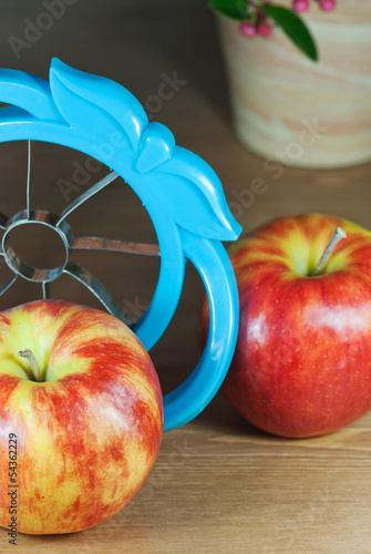 Apple slicer tool