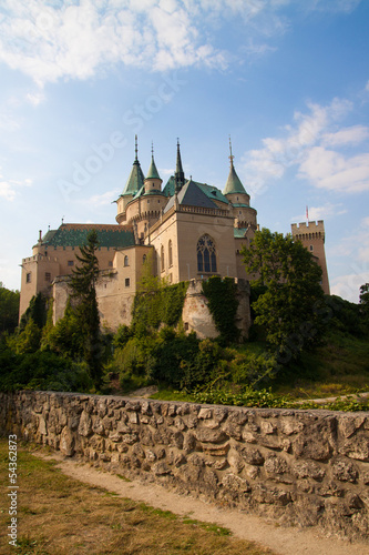 The Castle Bojnice