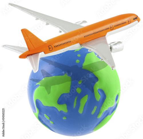 concept vacances autour du monde
