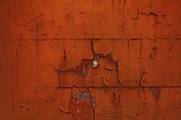 orange plaster