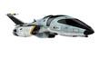 Leinwanddruck Bild - new space ship