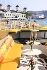 Mykonos, île grecque des Cyclades