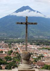 Cerro de la Cruz en Antigua Guatemala