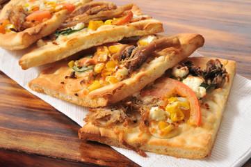 Flatbread appetizers