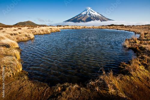 Leinwandbild Motiv New Zealand landscape