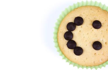 Muffin smile