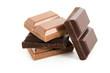 Schokoladenstückchen