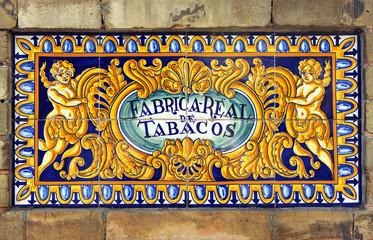 Antigua Fábrica Real de Tabacos, Sevilla, España