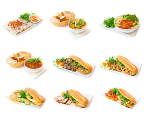 banh mi kanapka Wietnam Azja