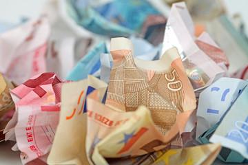 Geld im Überfluss