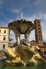 Fontana al Foro Boario