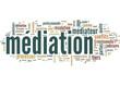 médiation (médiateur, négociation, conflit)