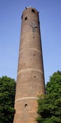 Turm d. Michaelskirche in KREFELD-UERDINGEN
