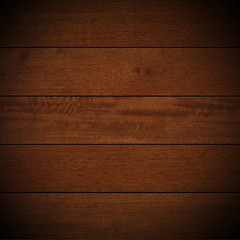 Old Dark Brown Wooden Boards