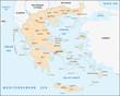 Geece map