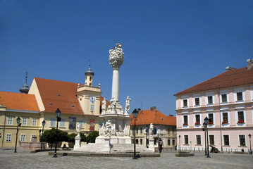Old city, Osijek, Croatia