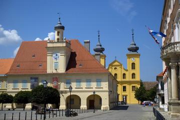 Old city, Osijek, Croatia