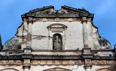 Ruinas de Iglesia en Antigua Guatemala