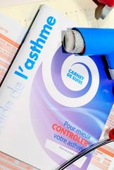 asthmatiques,carnet de suivi médical,traitement