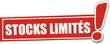 étiquette stocks limités