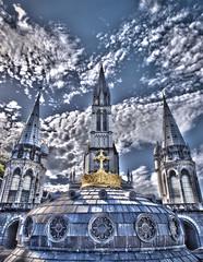 Lourdes hdr
