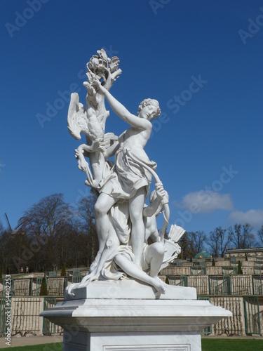Statue Schlossgarten