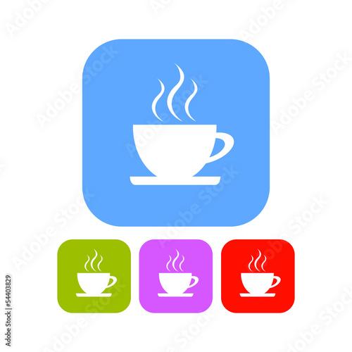 Vector cafe symbol