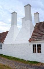 Smokehouse in Hasle on Bornholm, Denmark