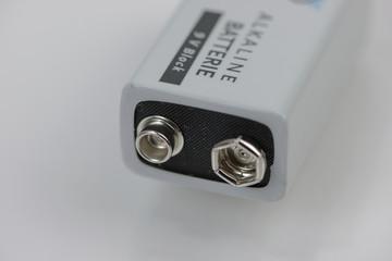 9-Volt Block-Batterie