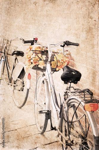 grafika-w-stylu-vintage-rowery