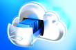 Cloud storage data