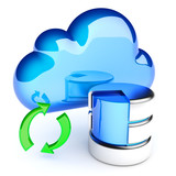 Data synchronization with the cloud storage