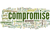compromise (negotiation) poster