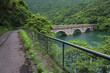 Old bridge in Hong Kong country park