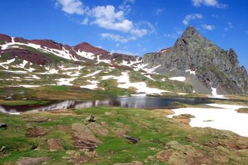 Lac et Pic de l'Anayet