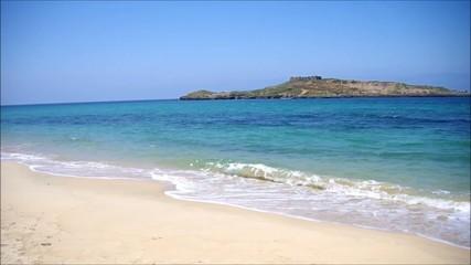Pessegueiro Island .  Portugal.